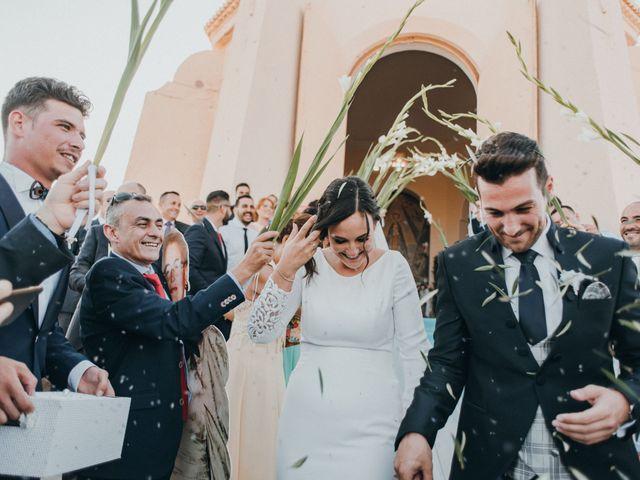 La boda de David y Laura en San Jose, Almería 109