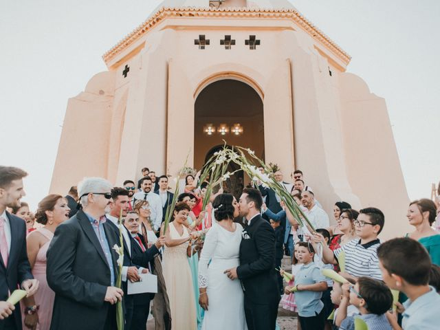 La boda de David y Laura en San Jose, Almería 112