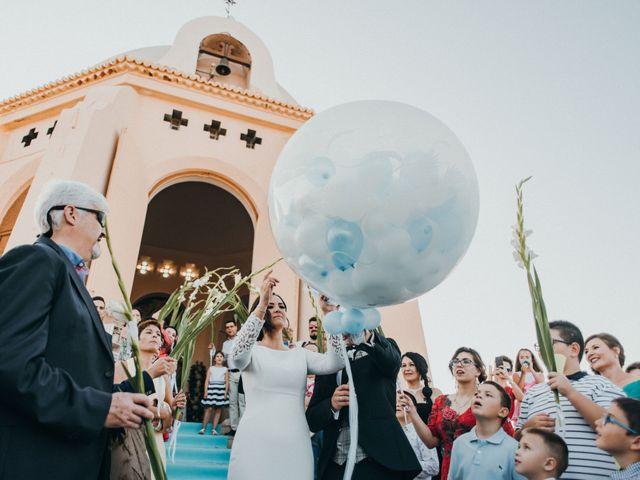 La boda de David y Laura en San Jose, Almería 114