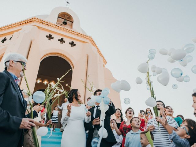 La boda de David y Laura en San Jose, Almería 115