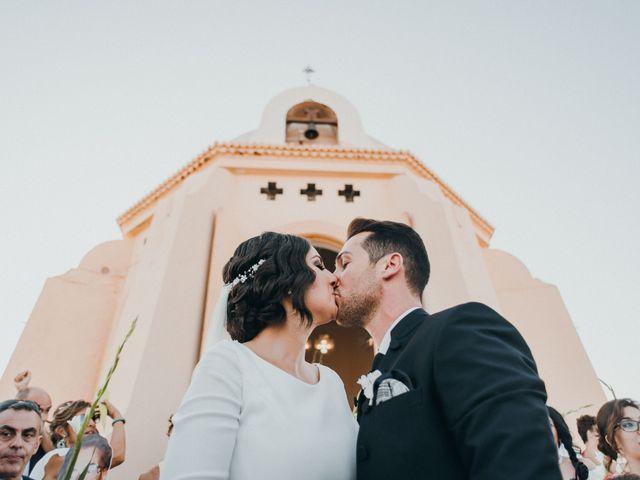 La boda de David y Laura en San Jose, Almería 116