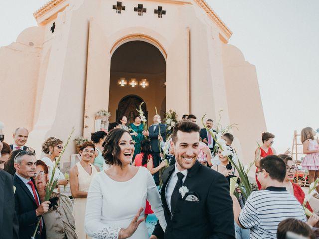 La boda de David y Laura en San Jose, Almería 117