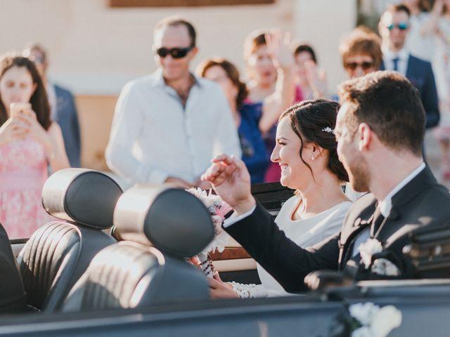 La boda de David y Laura en San Jose, Almería 118