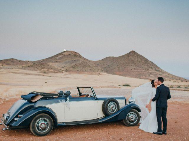 La boda de David y Laura en San Jose, Almería 123