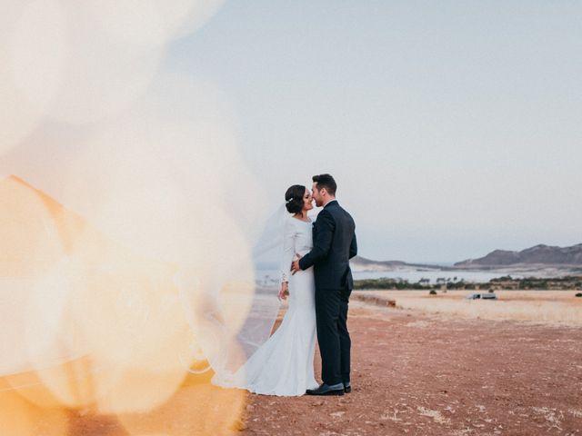 La boda de David y Laura en San Jose, Almería 124