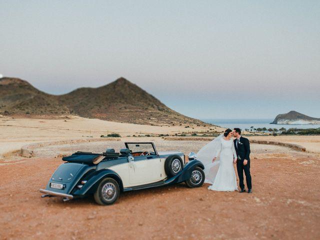 La boda de David y Laura en San Jose, Almería 125