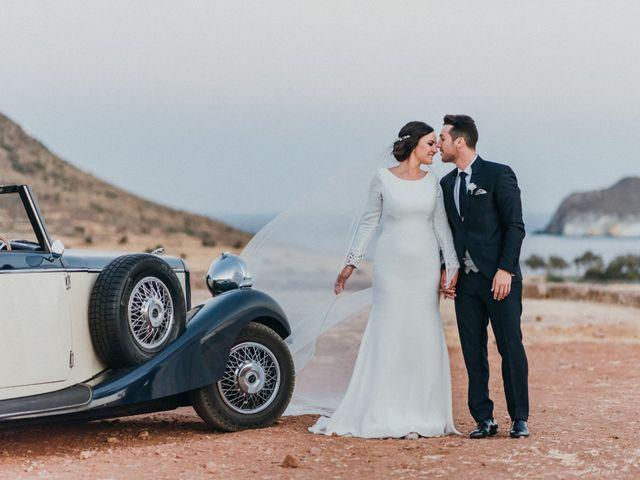 La boda de David y Laura en San Jose, Almería 126