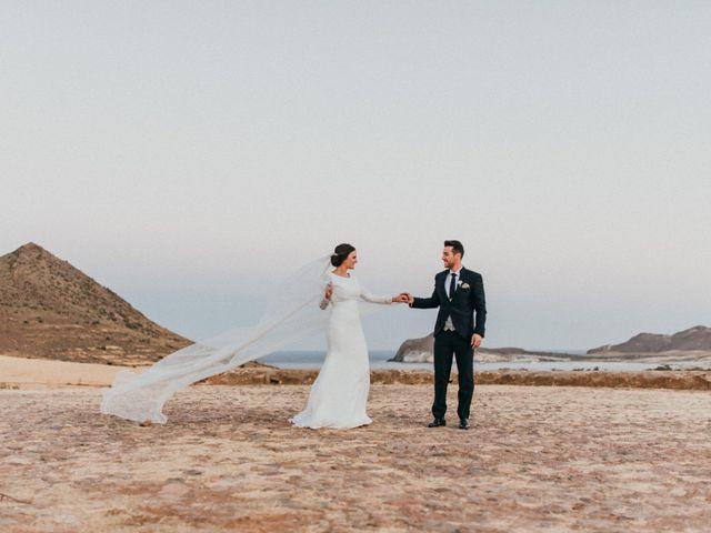La boda de David y Laura en San Jose, Almería 127