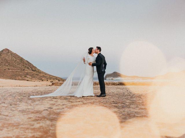 La boda de David y Laura en San Jose, Almería 128