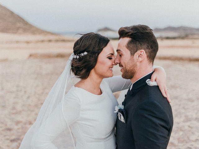 La boda de David y Laura en San Jose, Almería 129