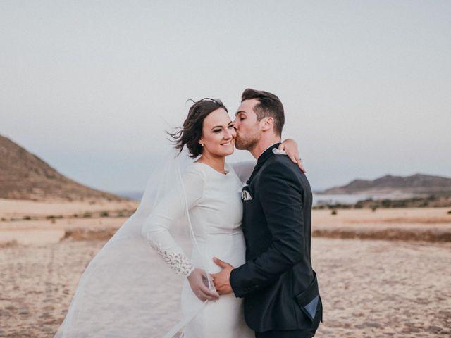 La boda de David y Laura en San Jose, Almería 130