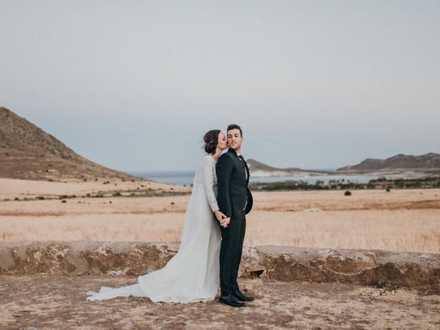 La boda de David y Laura en San Jose, Almería 133