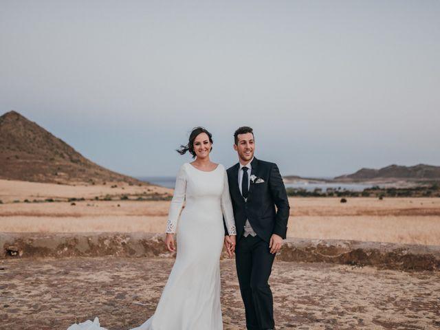 La boda de David y Laura en San Jose, Almería 135