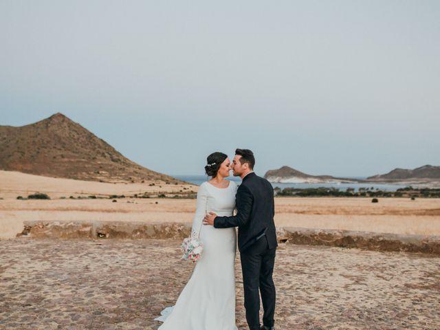 La boda de David y Laura en San Jose, Almería 136