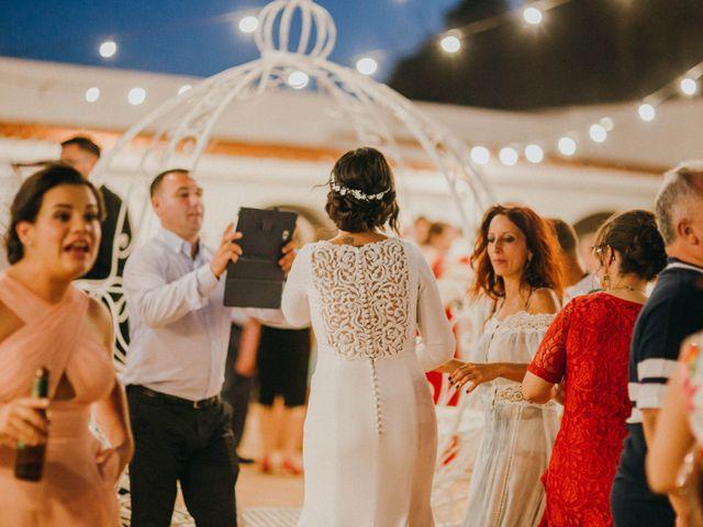 La boda de David y Laura en San Jose, Almería 141