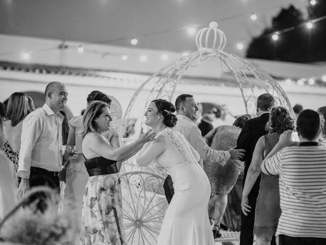 La boda de David y Laura en San Jose, Almería 142