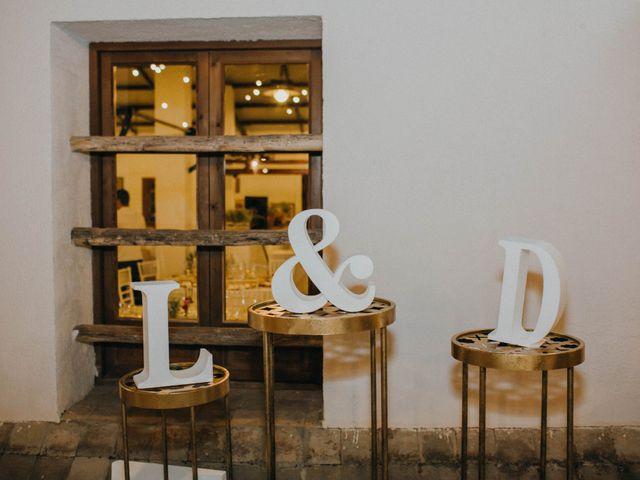 La boda de David y Laura en San Jose, Almería 143