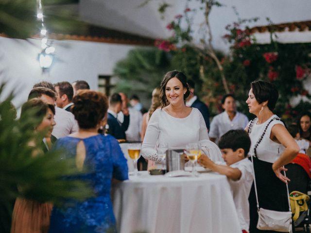 La boda de David y Laura en San Jose, Almería 144