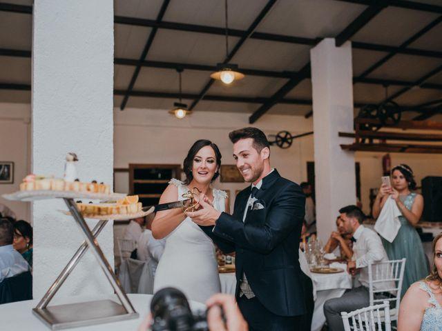 La boda de David y Laura en San Jose, Almería 152