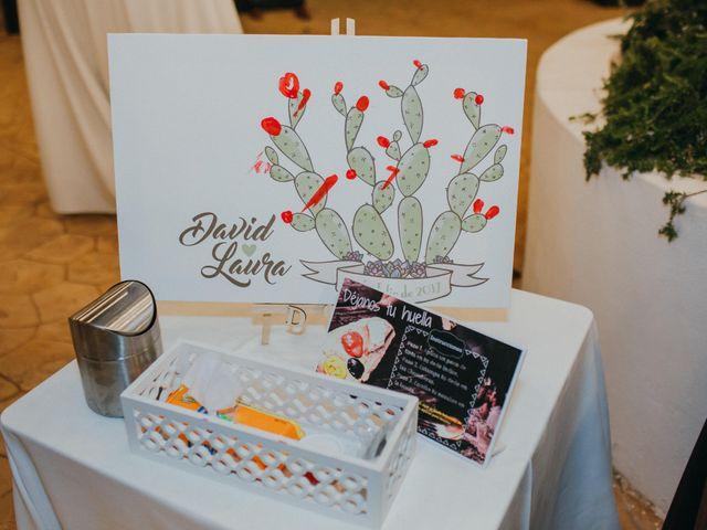 La boda de David y Laura en San Jose, Almería 156