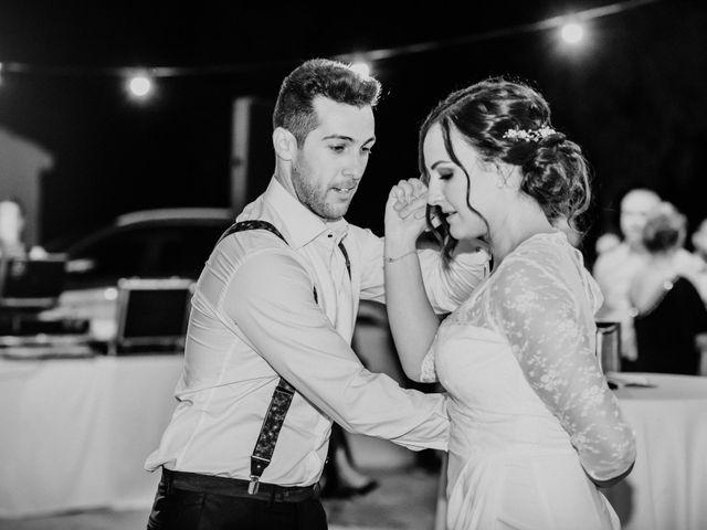 La boda de David y Laura en San Jose, Almería 160