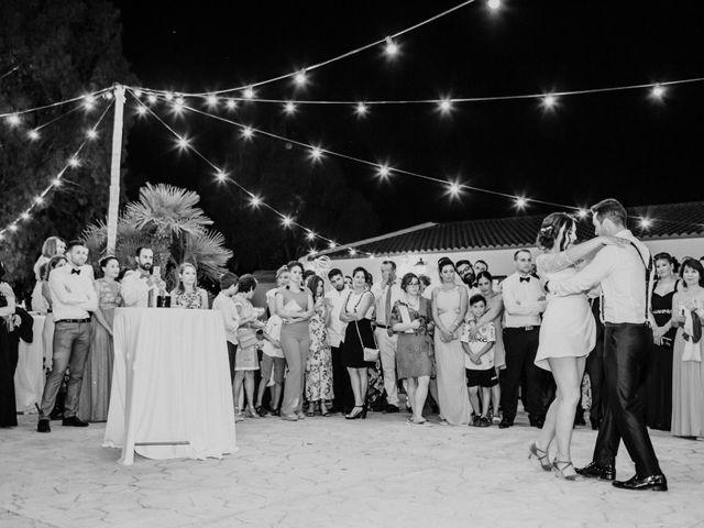 La boda de David y Laura en San Jose, Almería 162