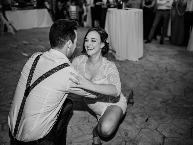 La boda de David y Laura en San Jose, Almería 163