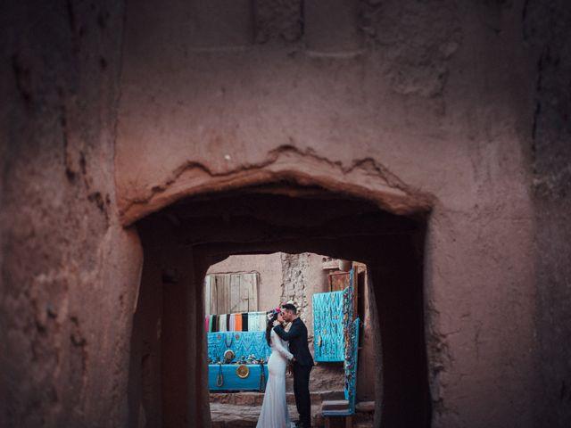 La boda de David y Laura en San Jose, Almería 166