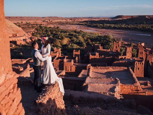 La boda de David y Laura en San Jose, Almería 169