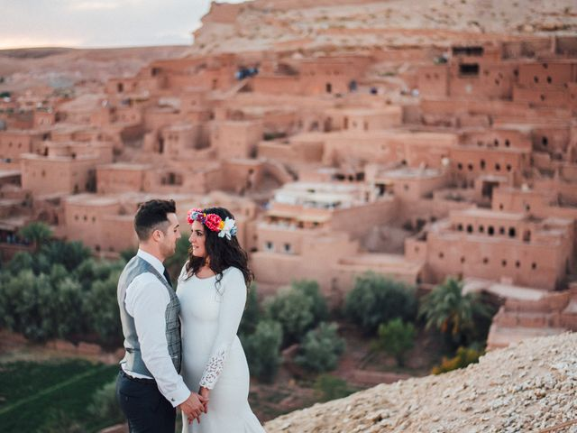 La boda de David y Laura en San Jose, Almería 170