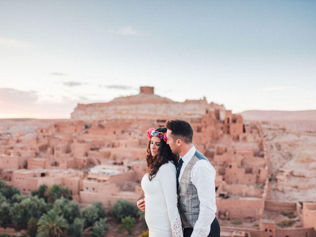 La boda de David y Laura en San Jose, Almería 171