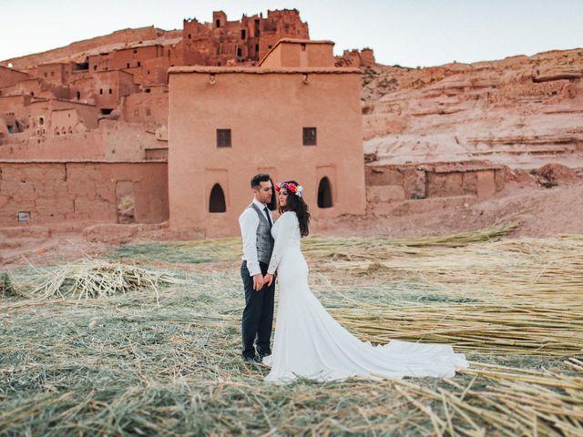 La boda de David y Laura en San Jose, Almería 172