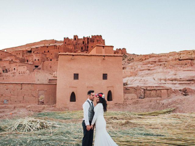 La boda de David y Laura en San Jose, Almería 173