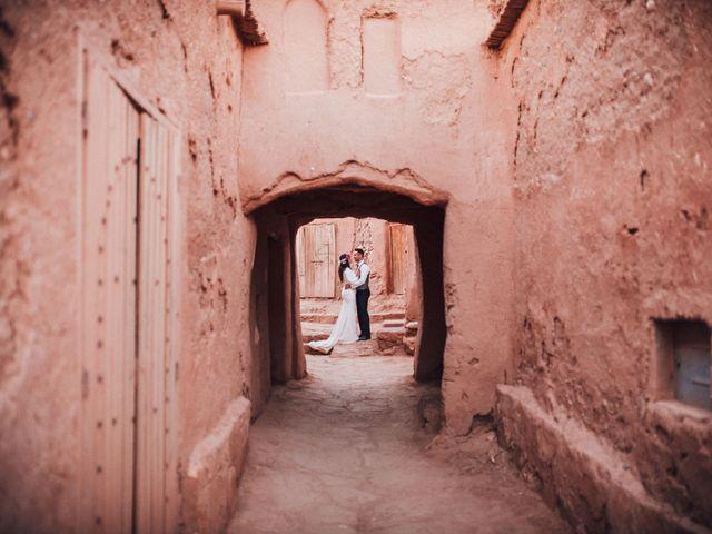 La boda de David y Laura en San Jose, Almería 174