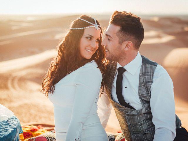 La boda de David y Laura en San Jose, Almería 176