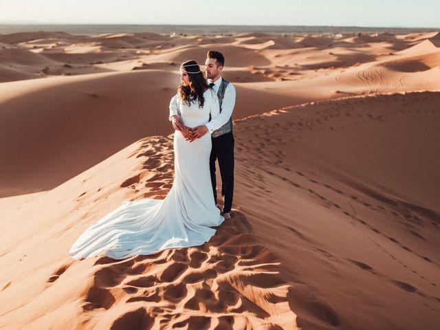 La boda de David y Laura en San Jose, Almería 177