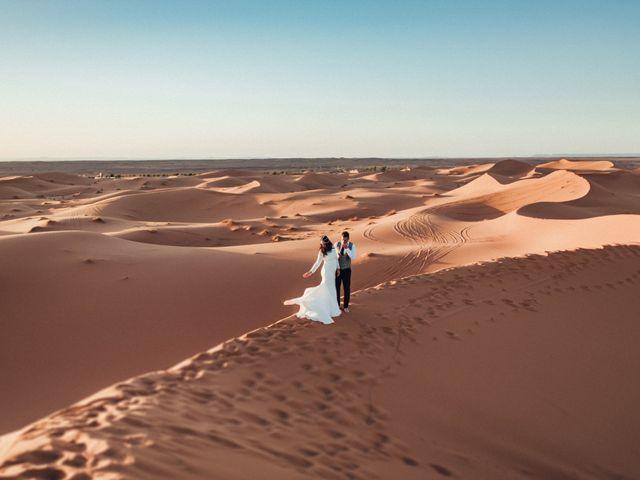 La boda de David y Laura en San Jose, Almería 179