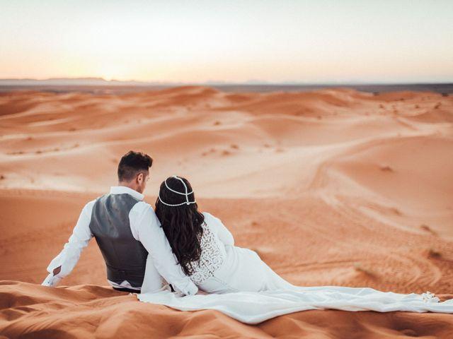 La boda de David y Laura en San Jose, Almería 182