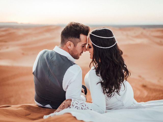 La boda de David y Laura en San Jose, Almería 184