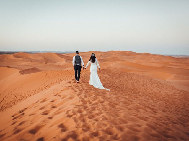 La boda de David y Laura en San Jose, Almería 186