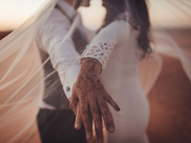 La boda de David y Laura en San Jose, Almería 187