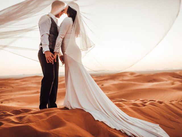 La boda de David y Laura en San Jose, Almería 188