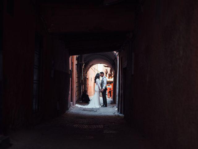 La boda de David y Laura en San Jose, Almería 192