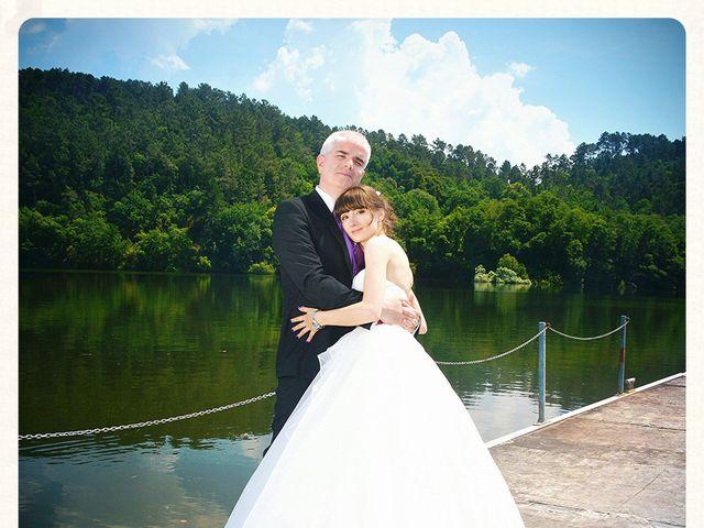 La boda de Teo y Lucia  en Paredes (Gomesende), Orense 6