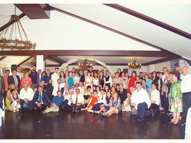 La boda de Teo y Lucia  en Paredes (Gomesende), Orense 11