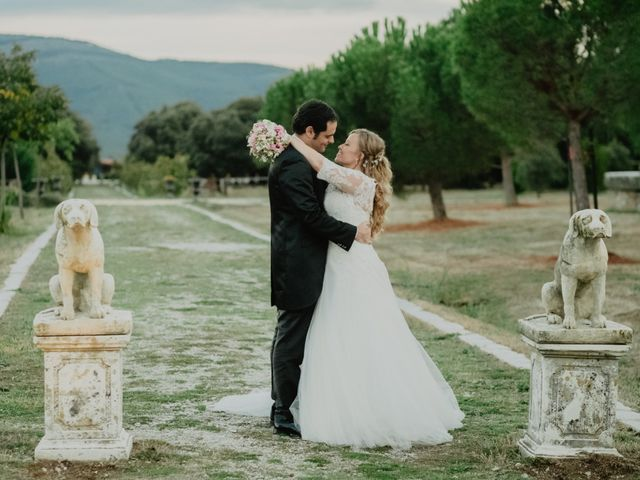 La boda de Irene y Germán