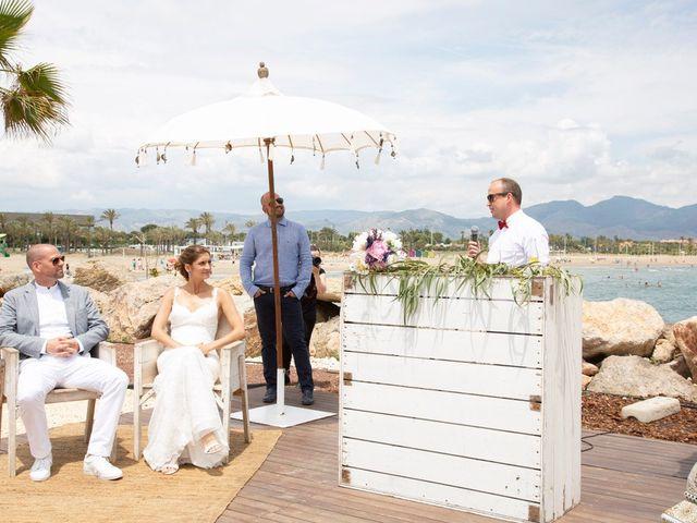 La boda de Benjamin y Rocio en Grao de Castellón, Castellón 2
