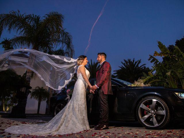 La boda de Triana y Antonio