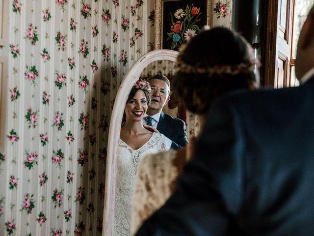 La boda de Luis y Patricia en Alfajarin, Zaragoza 26