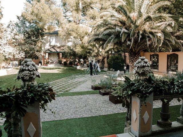 La boda de Luis y Patricia en Alfajarin, Zaragoza 28